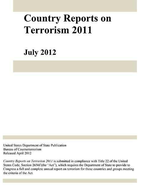 Raportet e Vendit mbi Terrorizmin 2011