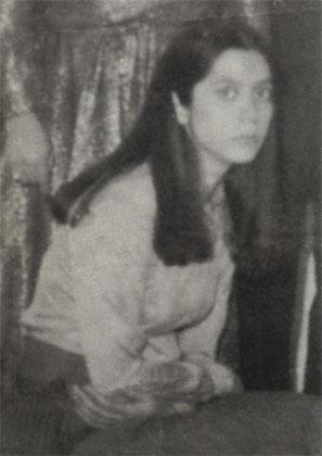 جوانی مریم قجر عضدانلو(رجوی)