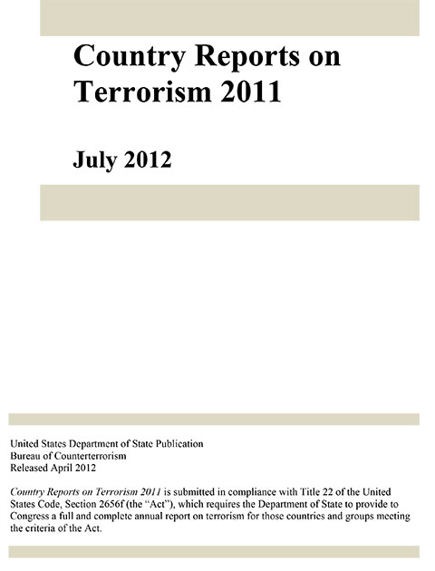 Country Reports on Terrorism 2..