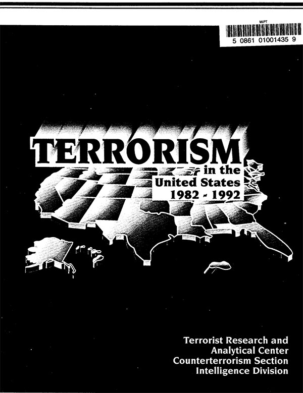 1992 FBI report on terrorism
