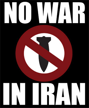 no war   iran